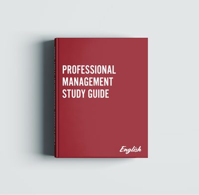 Professional-Management-Study-Guide-english